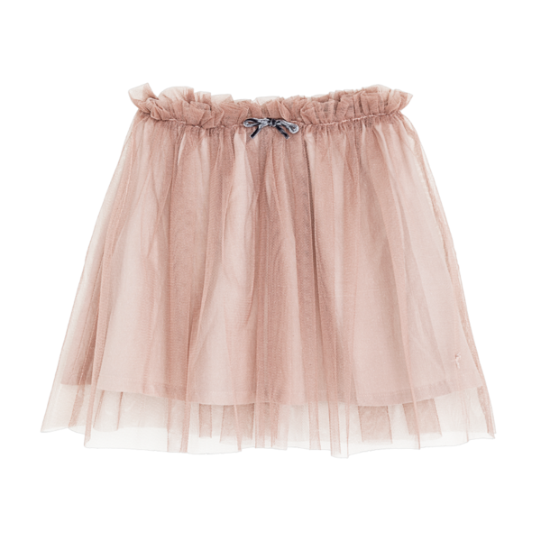 Tocoto Pink Tulle Skirt - Coucou Boston