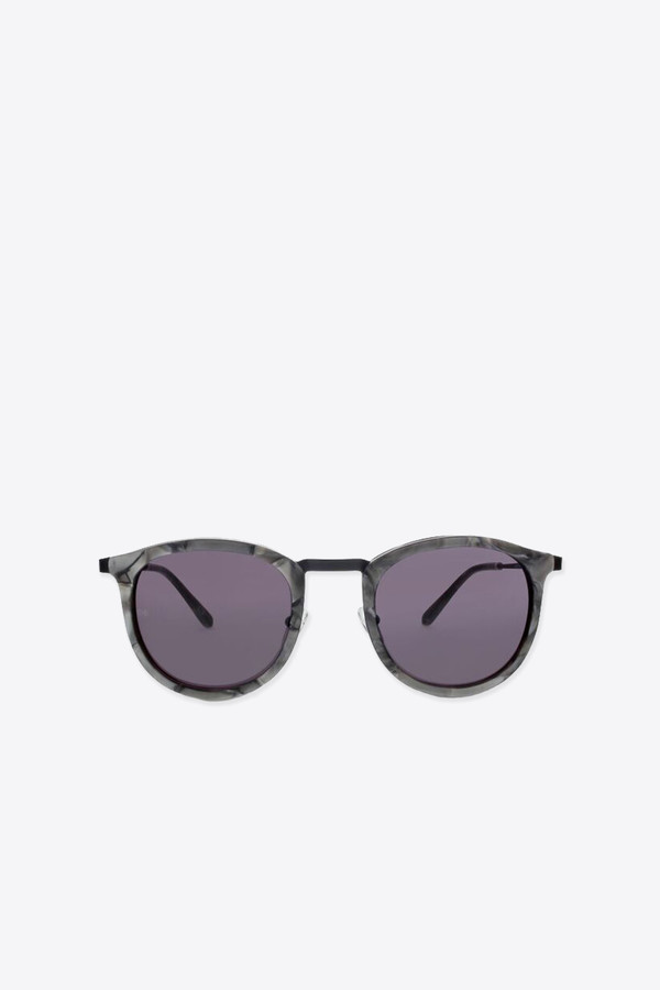 Men's Smoke x Mirrors Shout sunglasses in black scales