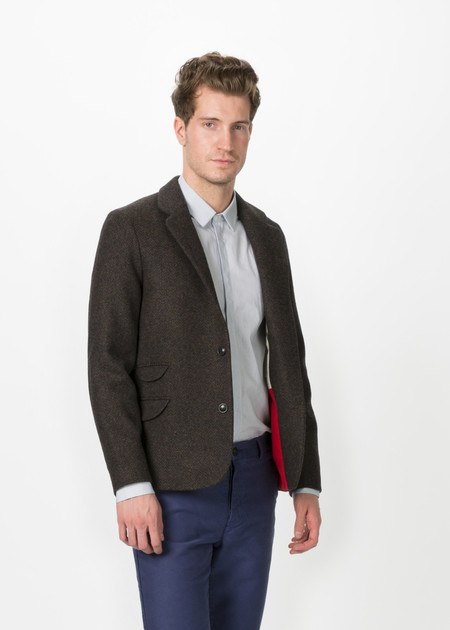 Men's Homecore Colbot Tino Wool Blazer