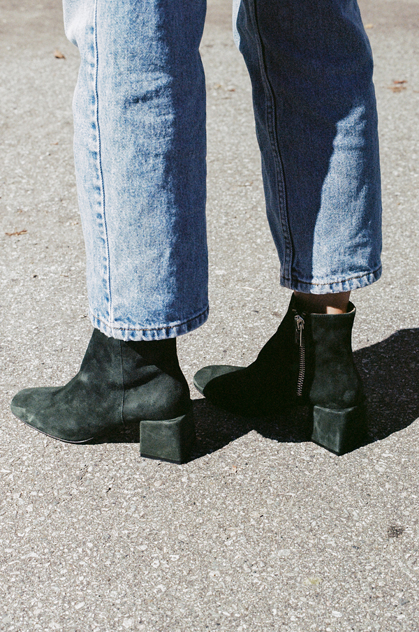 LoQ Lazaro Boot - brandi suede