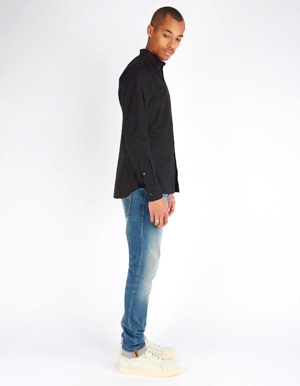 Filippa K Paul Oxford Shirt Black