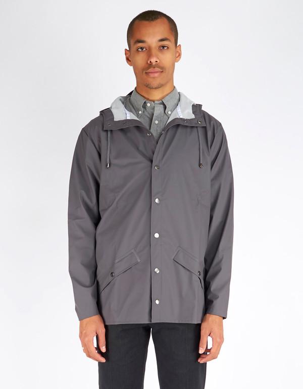 Men's Rains Jacket Men's Smoke
