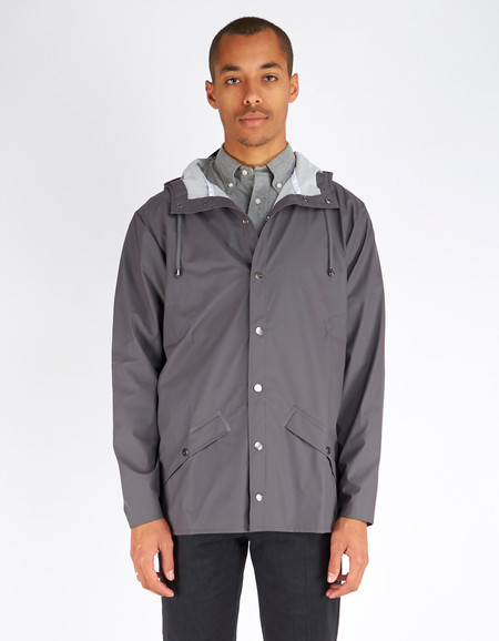 Men's Rains Jacket Men's Smoke