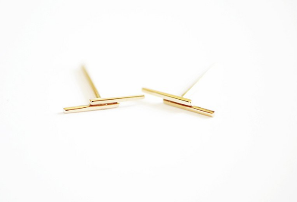 Kristen Elspeth Small Lighting Studs