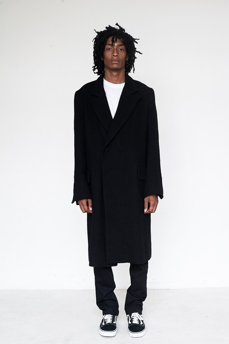 Men's Assembly New York Wool Bruxelles Overcoat