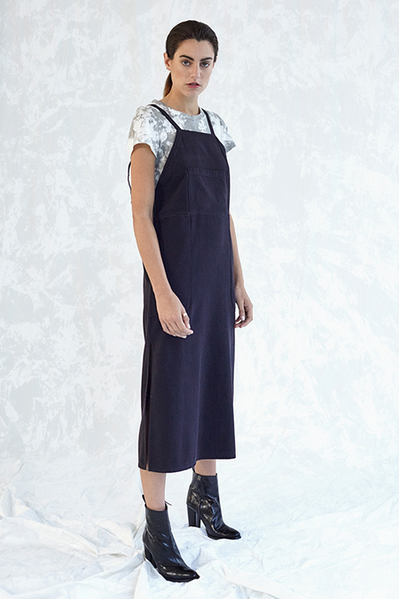 Lacausa Overall Dress - Black