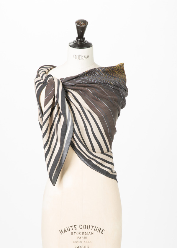 Faliero Sarti Vanishing Point Scarf