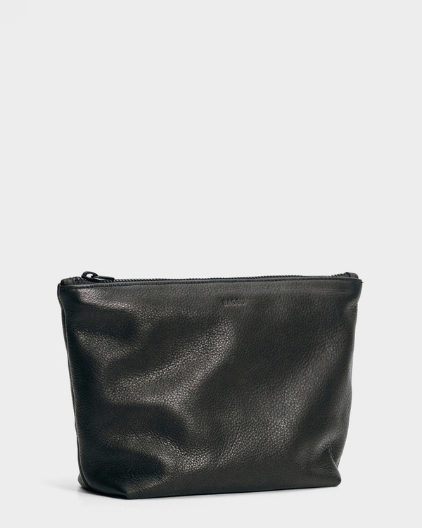 Baggu Stash Clutch Medium - Black
