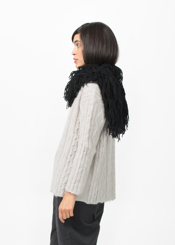 Manuelle Guibal Cashiak Knit Boa