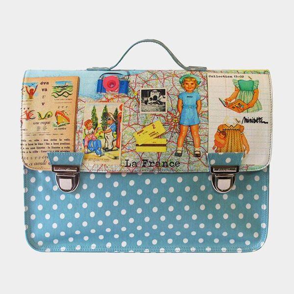 Miniseri La France School Bag - Dodo Les Bobos