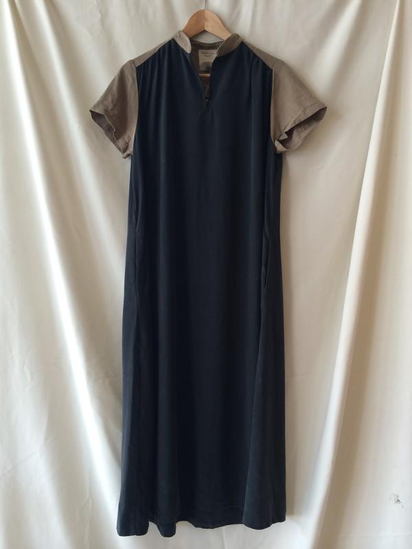 Sunja Link Gather Dress