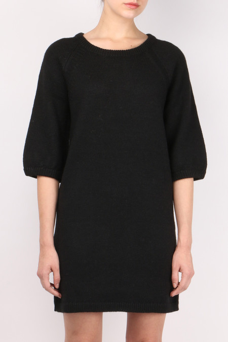 sita murt Superfine Wool Dress
