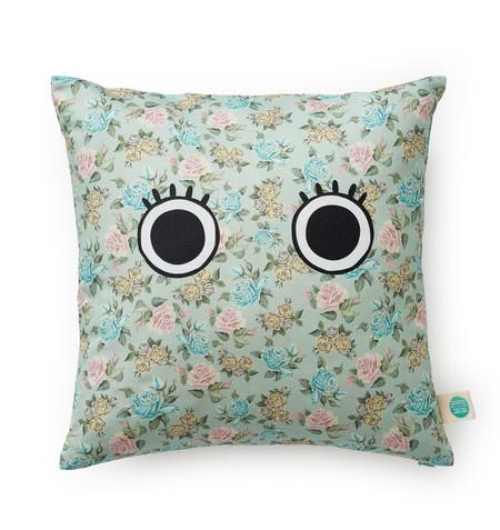 Natti Natti Blommer Mormor Pillow - Norman & Jules