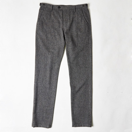 Corridor Wool Nep Trousers