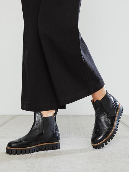 Ganni Erin Crackle Boot