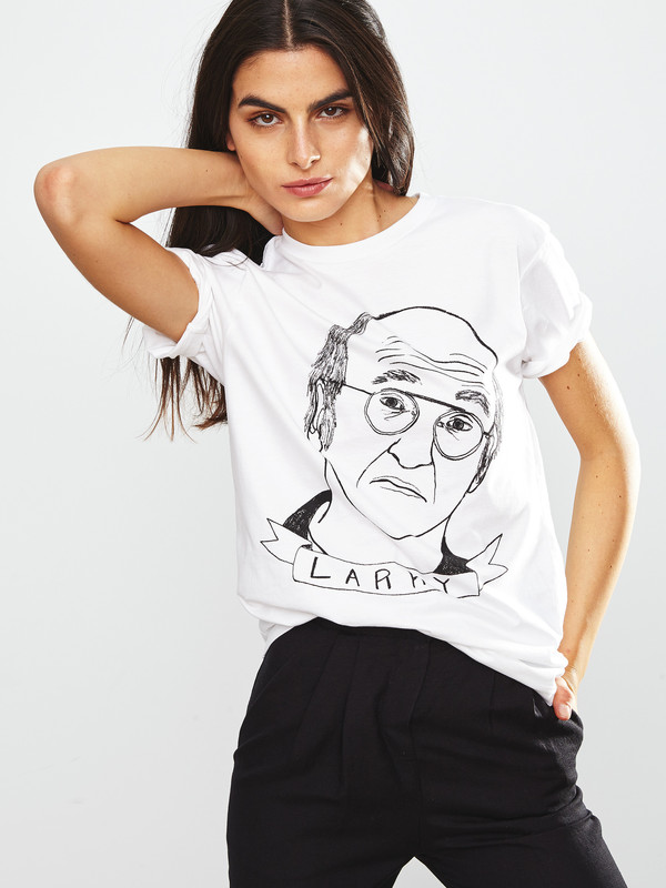 Deerdana Larry David Shirt