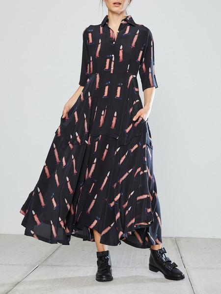 Samantha Pleet Morticia Dress