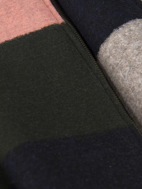 Henrik Vibskov Cape Stripe Coat