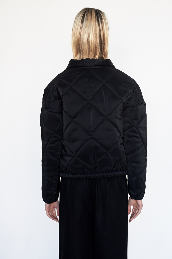 Index Series Nylon Quilted Bomber