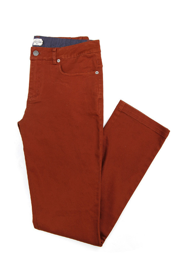 Men's Bridge & Burn Polk Rust