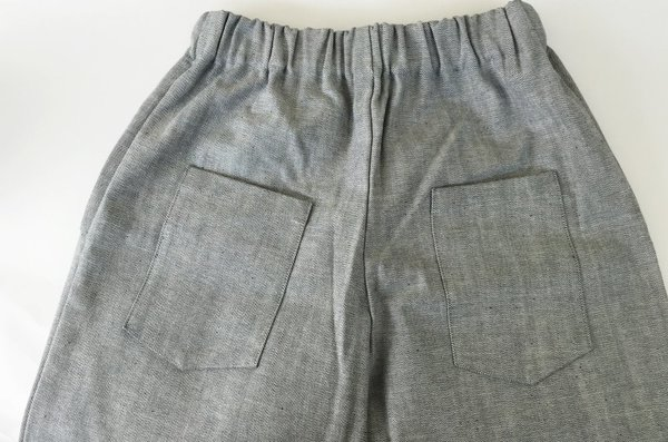 Desiree Klein Elevado Pants Grey Denim