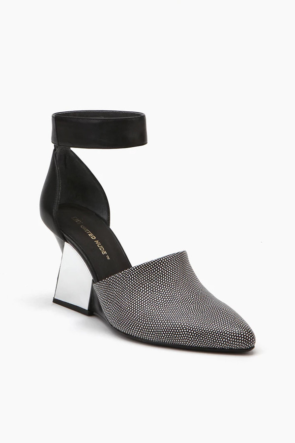 United Nude Yoko Ankle Strap Stingray