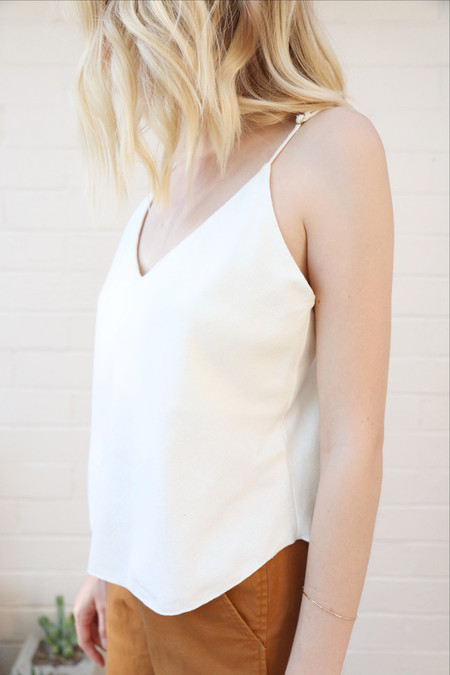 Ozma Camisole in Natural