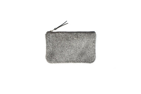 Primecut LIGHT GREY MEDIUM POUCH