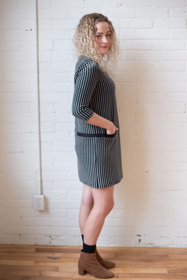 Eve Gravel Southern Boat Dress