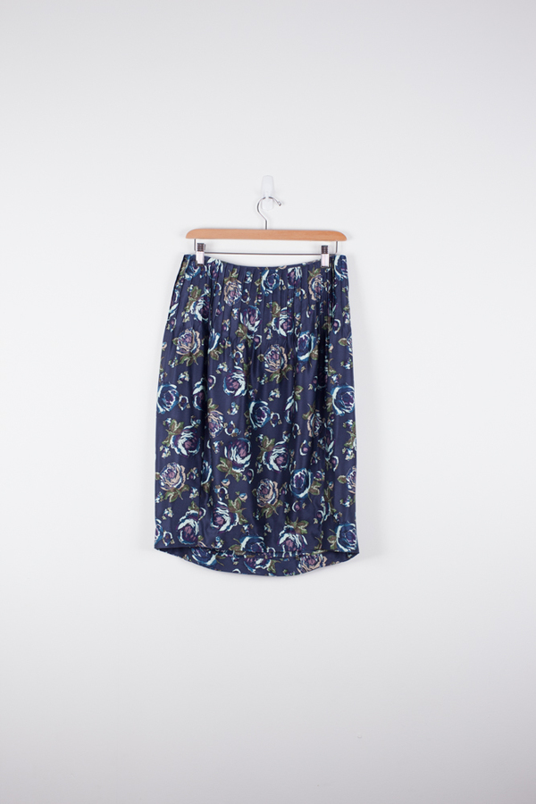 Suno Roses Skirt