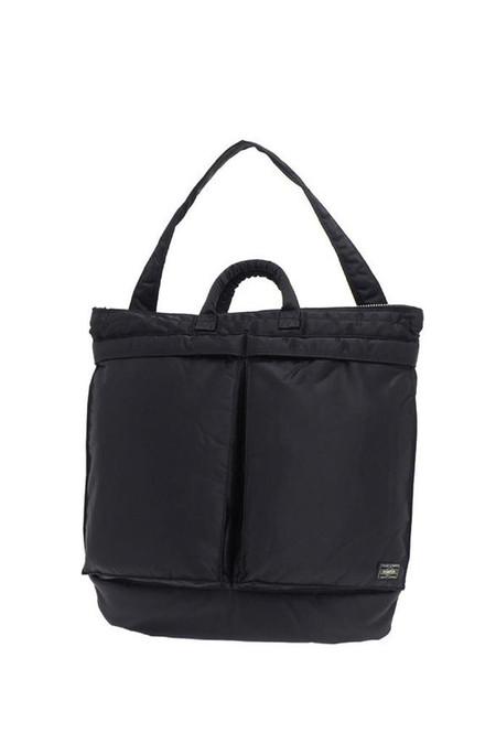 Porter Nylon Tanker 2Way Helmet Bag