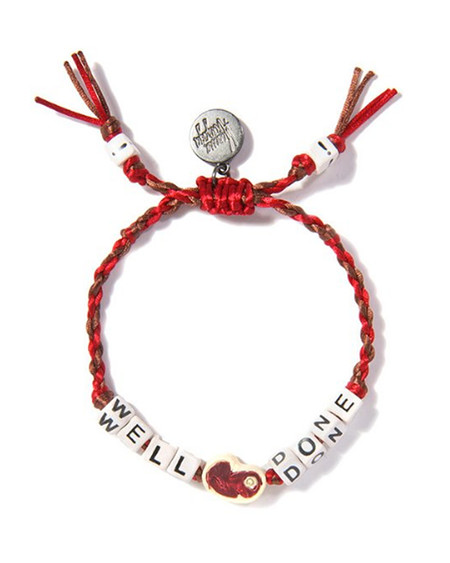 Venessa Arizaga Well Done Bracelet