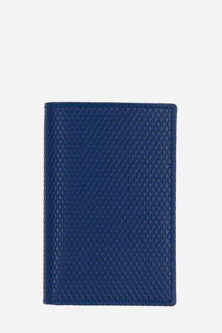 Men's Comme des Garçons Leather SA-6400LG Card Holder