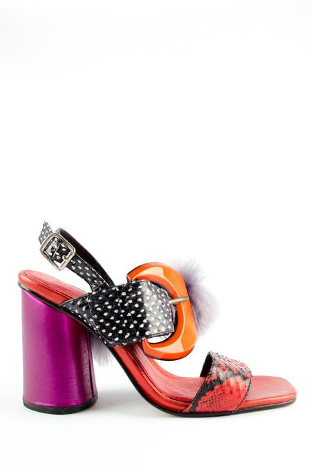 Rachel Comey Fur Kyd Heels