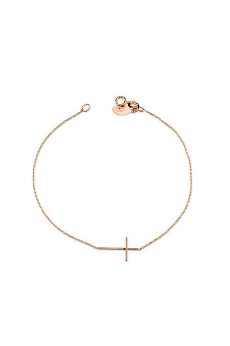 Gabriela Artigas Compass Bracelet 14K Yellow Gold