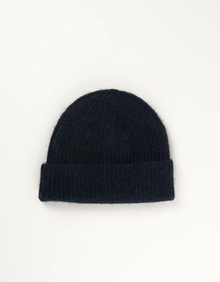 Filippa K Cozy Wool Hat Grape Melange