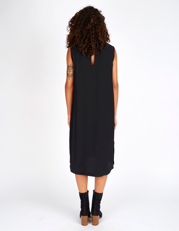 Just Female Cami Sleeveless Dress Black
