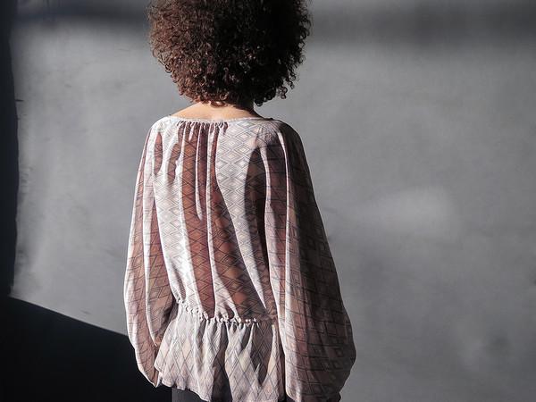 Erica Tanov florian blouse