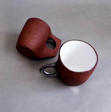Carnevale Clay Stoneware Mug