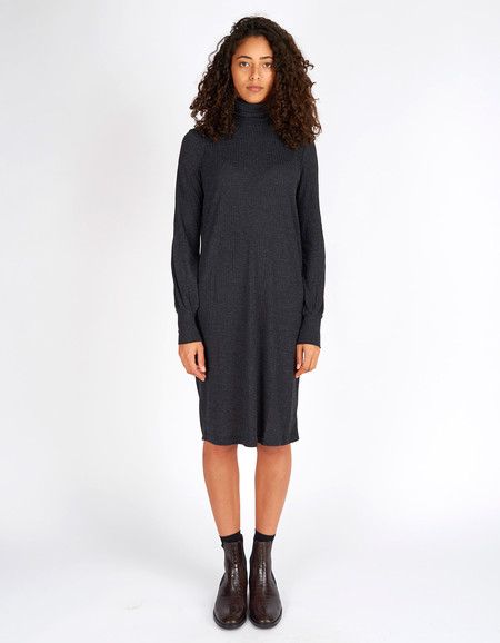 Just Female Icy Dress Anthracite