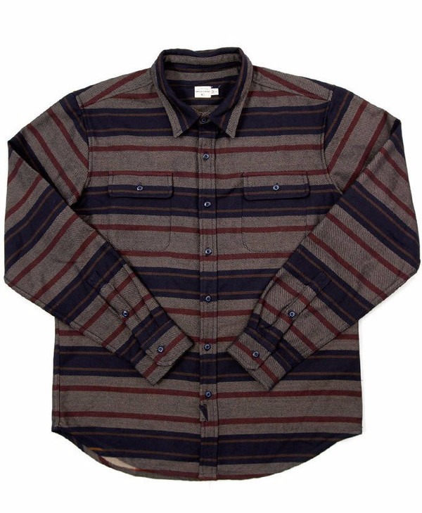 Men's Bridge & Burn Bedford Shirt Jacket