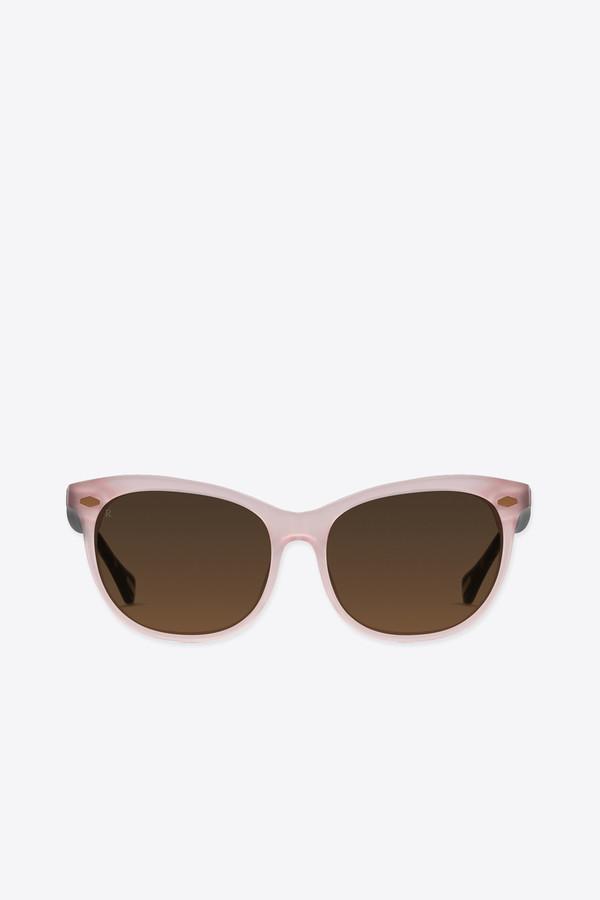 Raen Optics Talby sunglasses in petal/brindle tortoise
