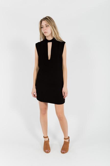 Nomia Cutout Collar Rho Dress