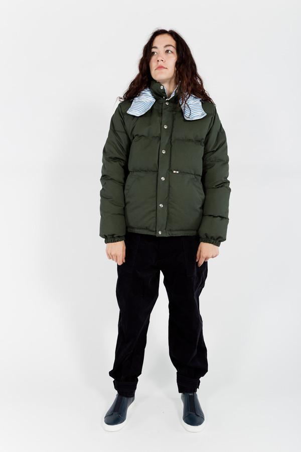 Maison Kitsune Down Jacket