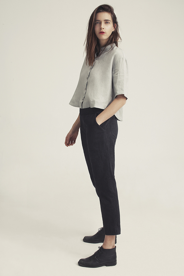 Ursa Minor Tilly Blouse Linen
