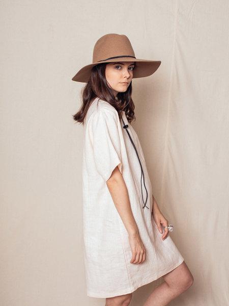 Brookes Boswell Boro Felt Hat