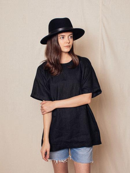 Brookes Boswell X Sara Barner Jackson Felt Hat