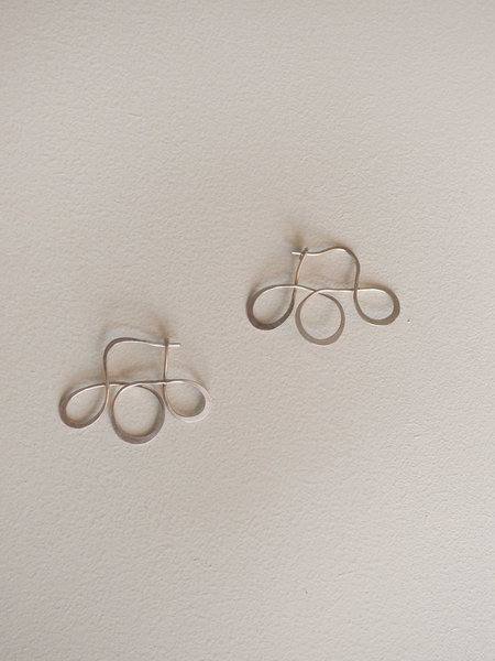 Fixed Air Silo Earrings