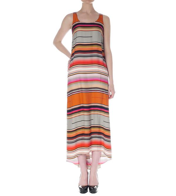 Zoë Jordan Allonby Dress in Safari Stripe