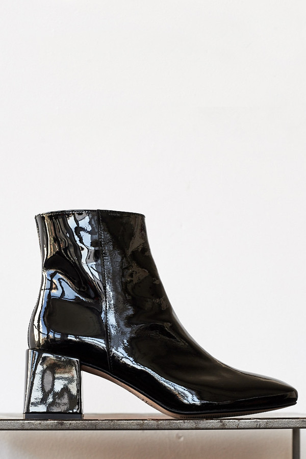 Patent Leather Lazaro Boot